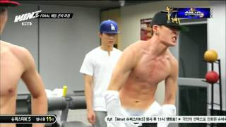 YG WIN Who Is Next - TEAM B ABS!!