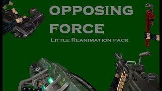 Opposing Force Little Reanimation Pack ⑨