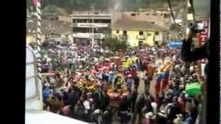 Fiesta de San Francisco de Asís en Pomabamba - Ancash 2012.