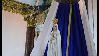 Virgen peregrina de Fátima estuvo en Granada