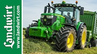 Traktoren in Deutschland 2015   landwirt.com
