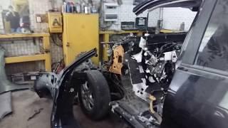 видео Сложный кузовной ремонт