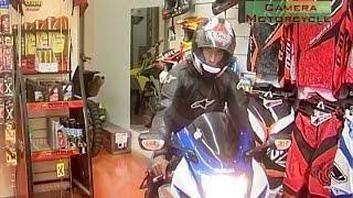 تعلم قيادة دراجة نارية | سائق دراجة نارية | خطير أن لا تعرف الأسس