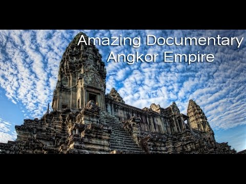 Amazing Documentary about History Angkor Empire of Cambodia | Khmer language