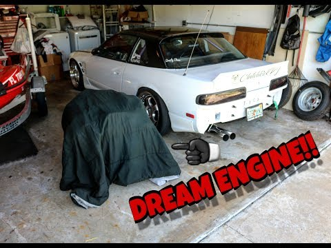 I BOUGHT A LEGENDARY JDM ENGINE!!