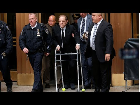 video: Harvey Weinstein rape trial begins in New York as Hollywood producer faces life in prison