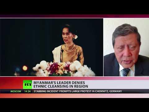 """UN fact finder: """"Aung San Suu Kyi has been derelict of her duties"""""""