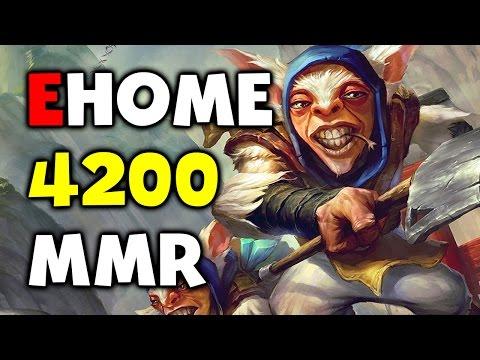 EHOME vs 4k MMR Meepo - Kiev Major Dota 2
