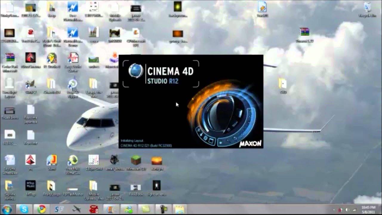 Cinema 4d R12 Mac