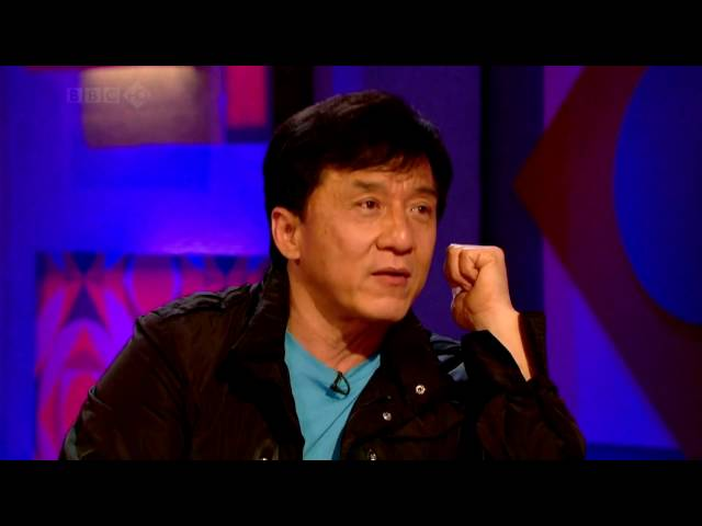 Jackie Chan Friday Night With Jonathan Ross Interview - July 2010 Part 1