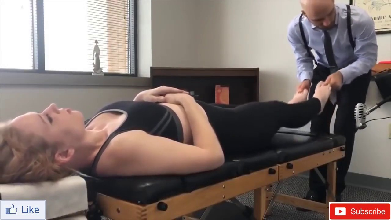 Full Body ASMR Chiropractic Adjustment Compilation - YouTube