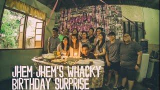 DMAP Production   Jhem-Jhem's Whacky Birthday Suprise