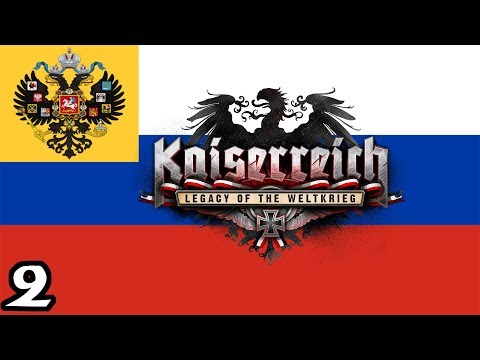 Let's Play Kaiserreich [Russia] Part 2