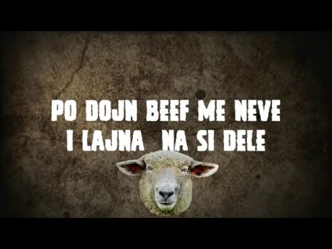 Kola - Nese sje me mu ! (Official Lyrics Video )