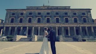 cinematography wedding in Corfu