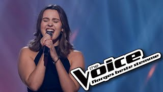 Thea Sofie Vervik Barka | I See red (Everybody Loves an Outlaw) | Blind audition | The Voice Norway
