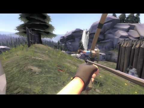 Team Fortress 2 Replay Kill With Huntsman [HD]