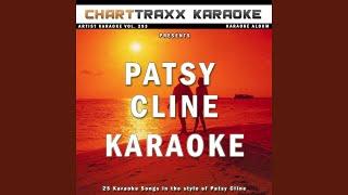 Strange (Karaoke Version In the Style of Patsy Cline)