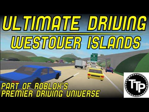 ROBLOX; Westover Islands - Police + Trucker - YouTube