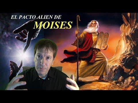 ¿FUERON UN PACTO ALIENÍGENA LOS 10 MANDAMIENTOS DE MOISES?