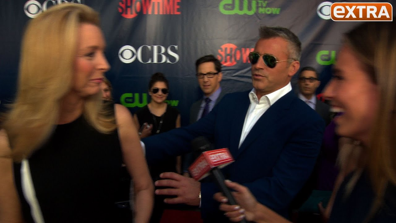 'Friends' Reunion on the Red Carpet at the CBS/Showtime ...