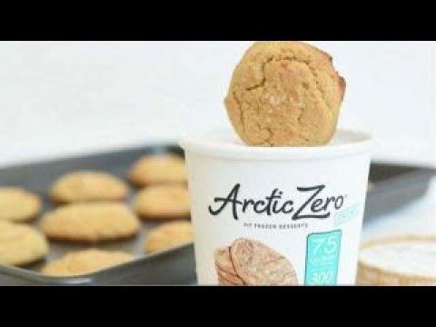 Arctic Zero removes calories from ice cream
