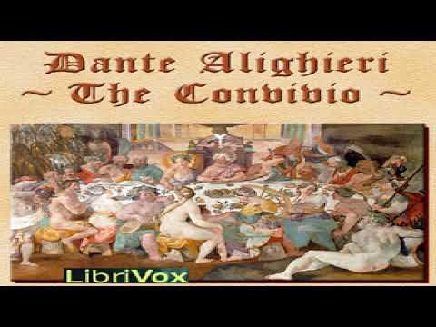 Convivio | Dante Alighieri | *Non-fiction, Culture & Heritage, Lyric | Speaking Book | 5/6