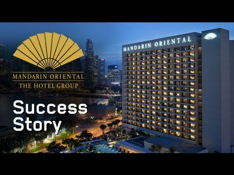 successstory mandarin oriental hotel group youtube. Black Bedroom Furniture Sets. Home Design Ideas