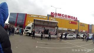 Закрытие мотосезона в Иркутске 2016 (Песня)