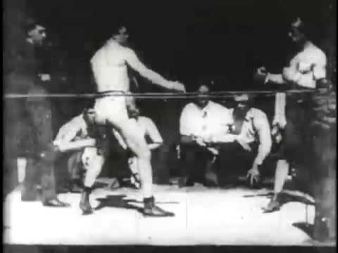 Leonard-Cushing Fight