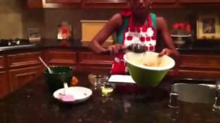 Epi 01 - Peach Bread Pudding