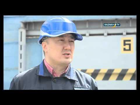"""Industry and technologies"" (19.10.15)-Kazakh TV-ru"