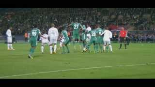 Ronaldinho Fantastic Free Kick Goal vs Raja Casablanca ● 18/12/2013 HD