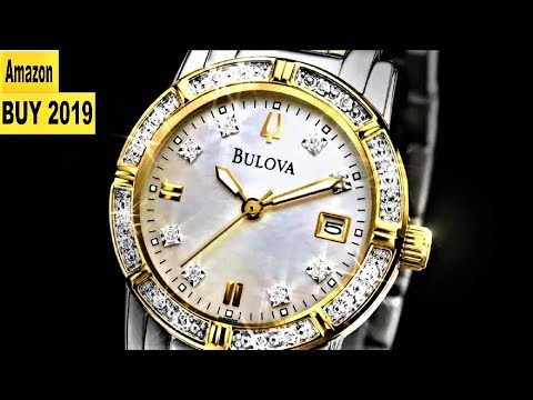 Top 10 Best New Bulova Men's Watches For Men Buy 2019