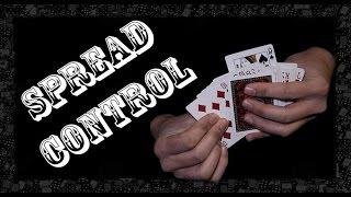 Spread Control Tutorial (Remake) - Amazing Card Control
