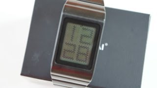 TokyoFlash Watch Kisai REVIEW - Optical Illusion