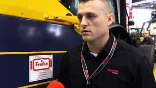 Adam Zduńczyk – FRICKE MASZYNY ROLNICZE - Mazurskie Agro Show 2016
