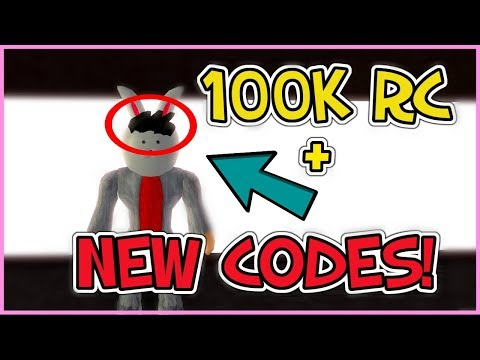 Ro-Ghoul - NEW CODES ! (100k RC CODE)