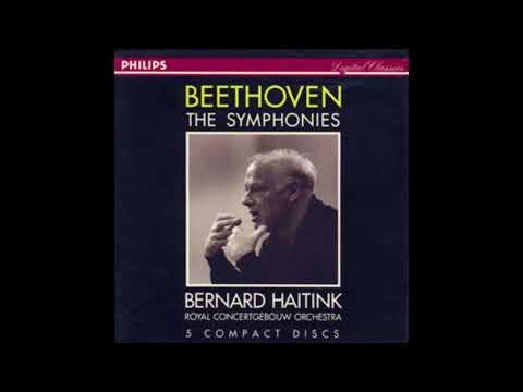 BEETHOVEN: Symphony No. 5 in C minor op. 67 / Haitink ·Concertgebouw Orchestra