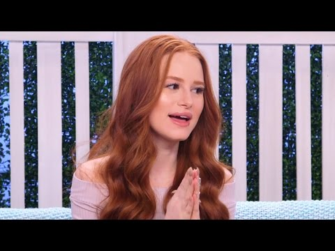 Madelaine Petsch Spills What's To Come On Riverdale & What's REALLY Going On Between Cheryl & Jason