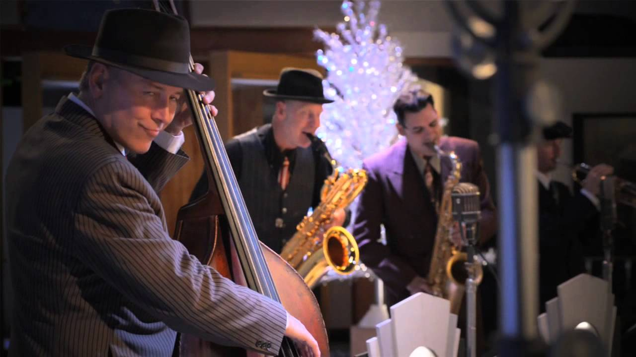 Big Bad Voodoo Daddy Rudolph The Red Nosed Reindeer