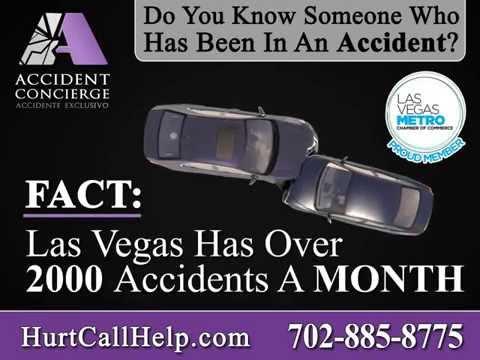 Accident Concierge, Las Vegas, NV (702) 885-8775