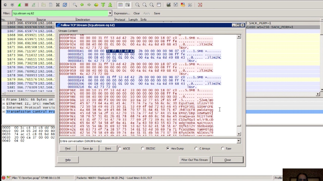 Using Snort to Detect SMB Propagation for WannaCry