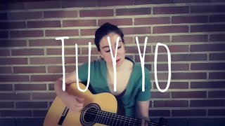 TU Y YO - Nicky Jam X Valentino X Justin Quiles (cover)