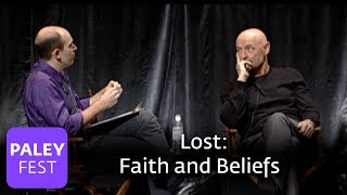 Lost - The Cast on Faith and Beliefs (Paley Center Interview)