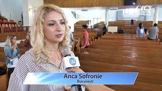 Anca Șofronie, București - Despre Alfa Omega TV