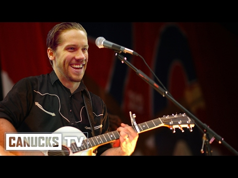 Jacob Markstrom on Music - Two Minutes With