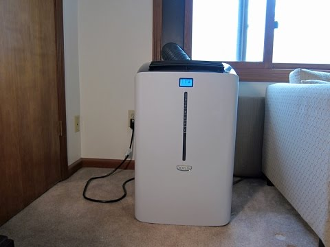 "Lowe's ""Idylis"" 10,000 BTU Portable Air Conditioner (#416709)"