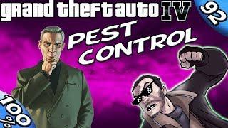 GTA IV [:Pegorino #4:] PEST CONTROL [100% Walkthrough]