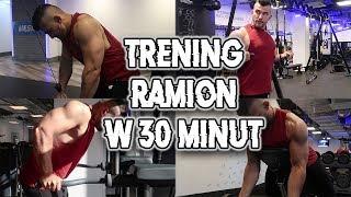 DUŻE ŁAPY W 30 MINUT *ćwiczenia na biceps i triceps*